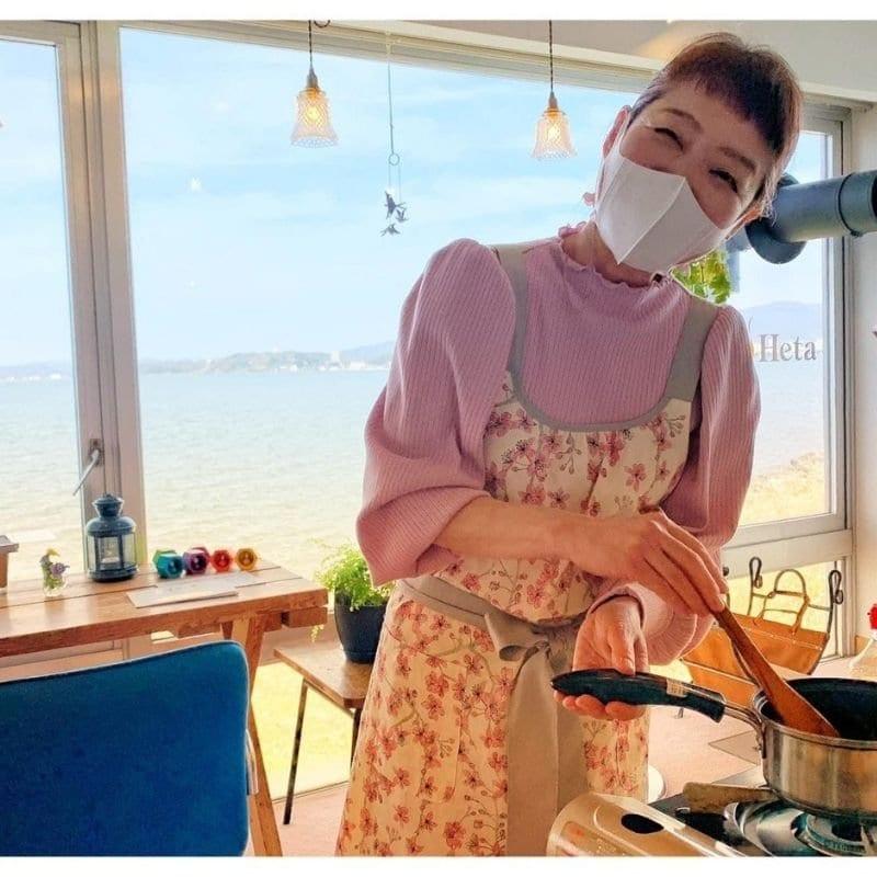 2021年5月19日 料理教室(身体の中からキレイになる美活レシピ)のイメージその3