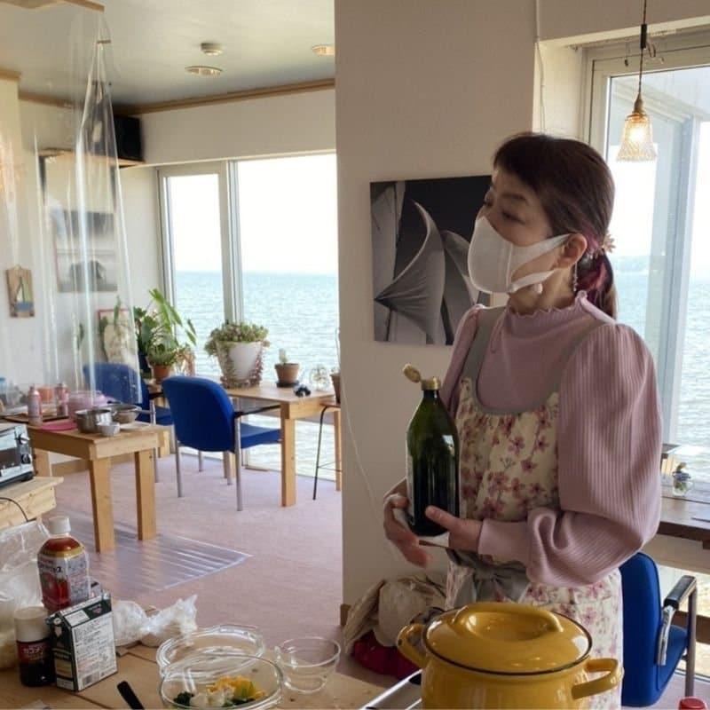 2021年5月19日 料理教室(身体の中からキレイになる美活レシピ)のイメージその2