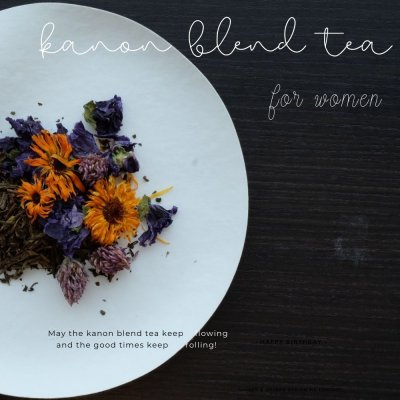 KANON blend tea 「for women」