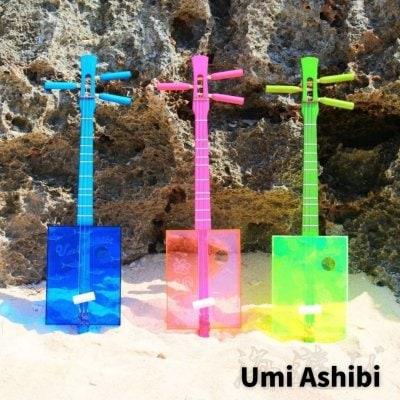 UmiAshibi【サンレレ】三線とウクレレのミックス楽器MACHIDAYA