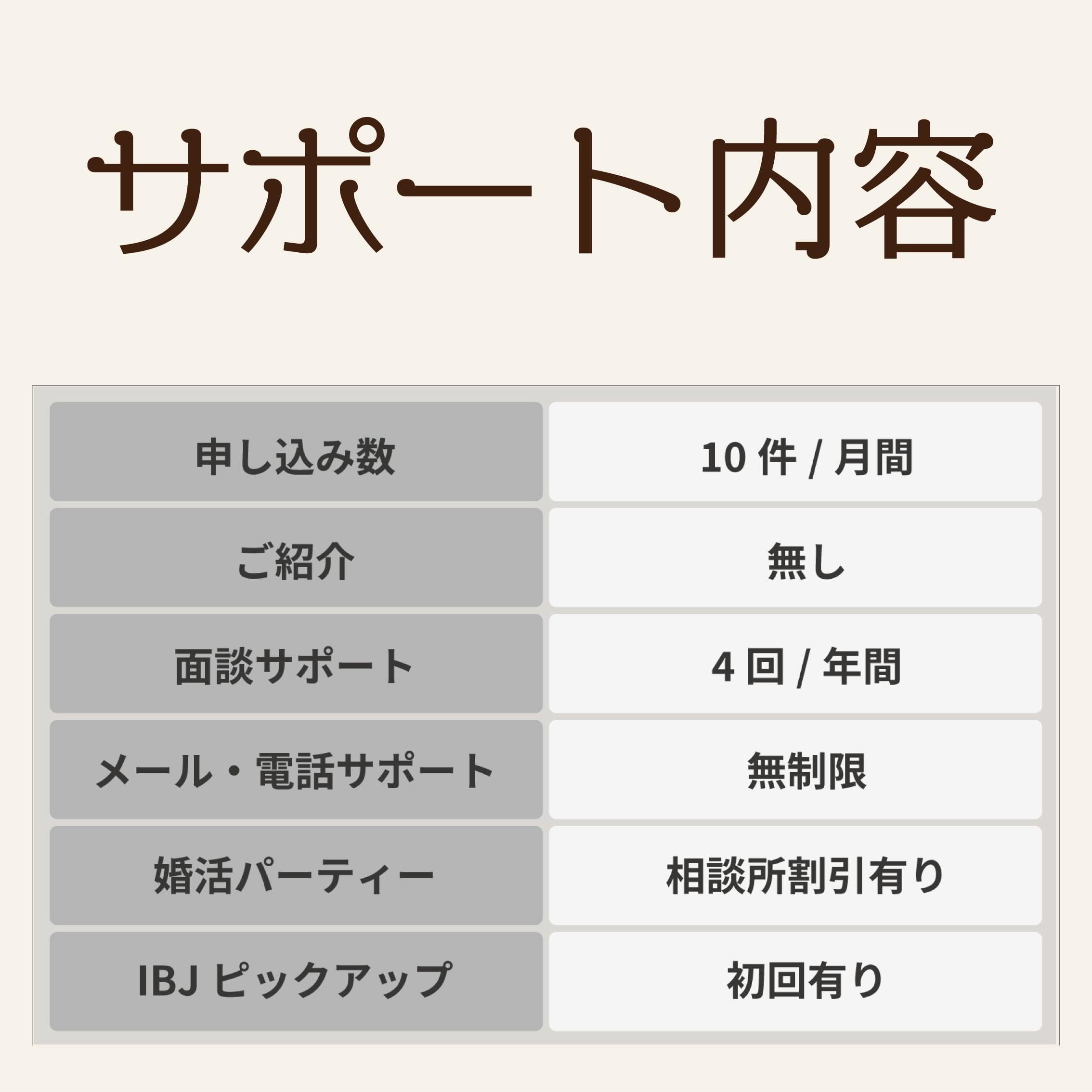 【マイペースプラン】婚活チケット 月額費用(サブスクリプション)のイメージその2