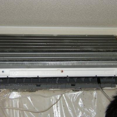 【エアコンクリーニング】家庭用壁掛け型エアコン クリーニング 『東京都八王子市周辺限定』2台まとめて
