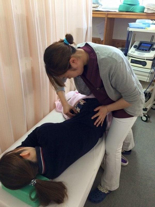 ハイボルト療法・インナーマッスル検査【1回】 〜むちうち・スポーツ障害・オスグッド・スポーツによるケガなら関村接骨院へ〜のイメージその3