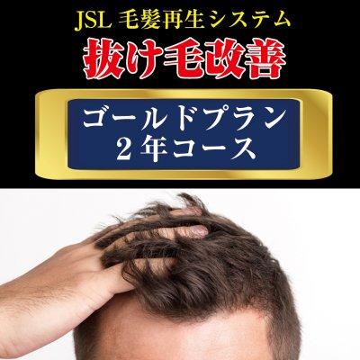 【育毛】ゴールドプラン(2年コース)