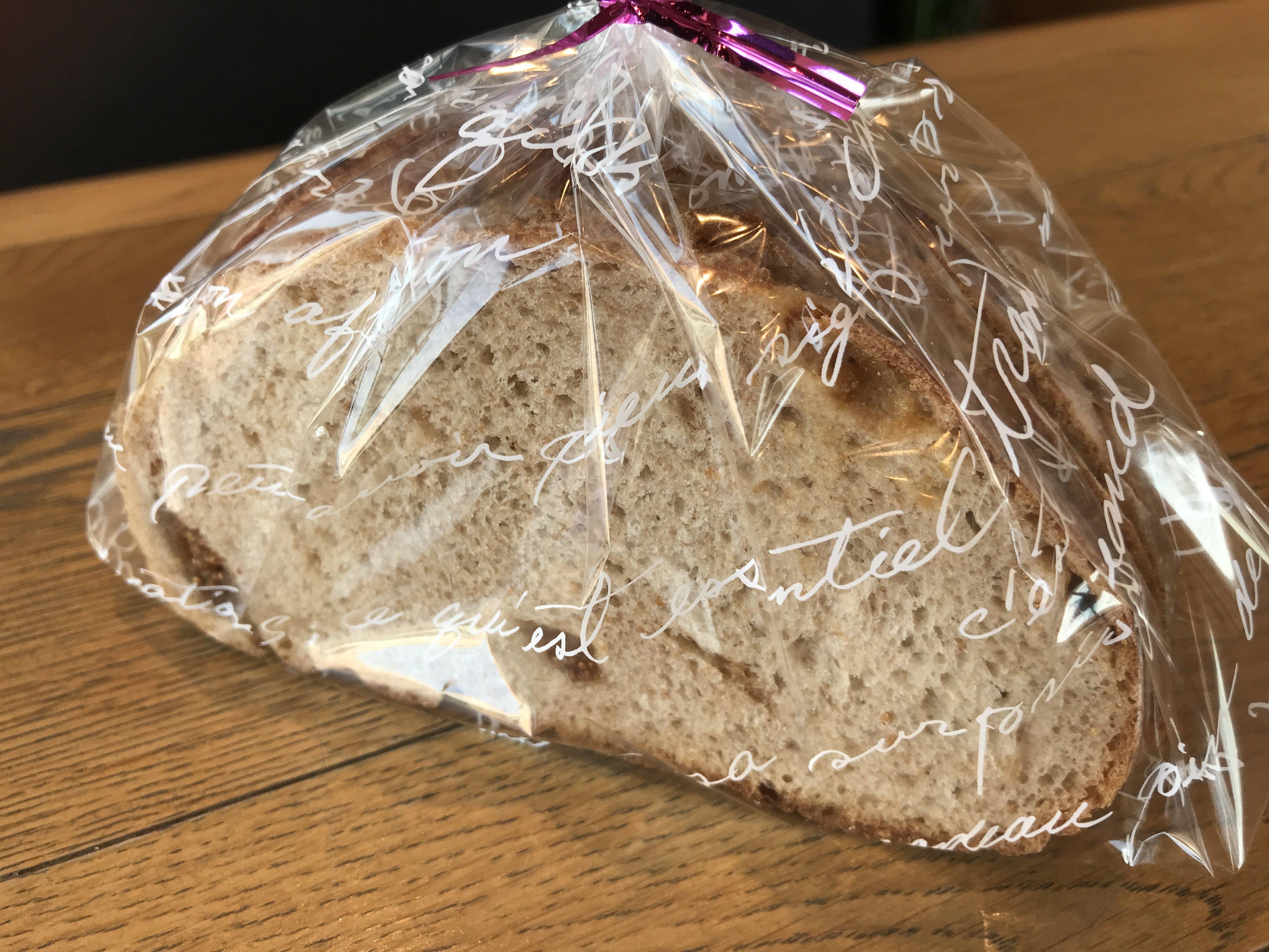 【店頭受渡】いちじくのライ麦パン ハーフのイメージその1