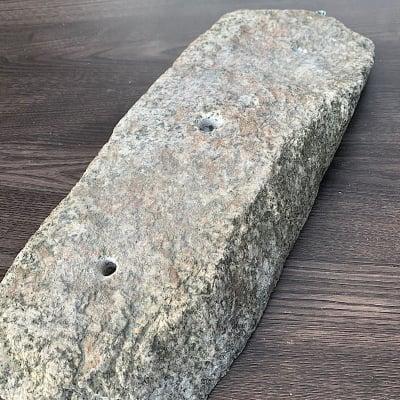 花崗岩シリーズ 350mm以上 自然石クライミングホールド『庭HIDEhold』KAK-LL