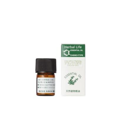 ユーカリ・シトリオドラ(レモンユーカリ)精油3ml