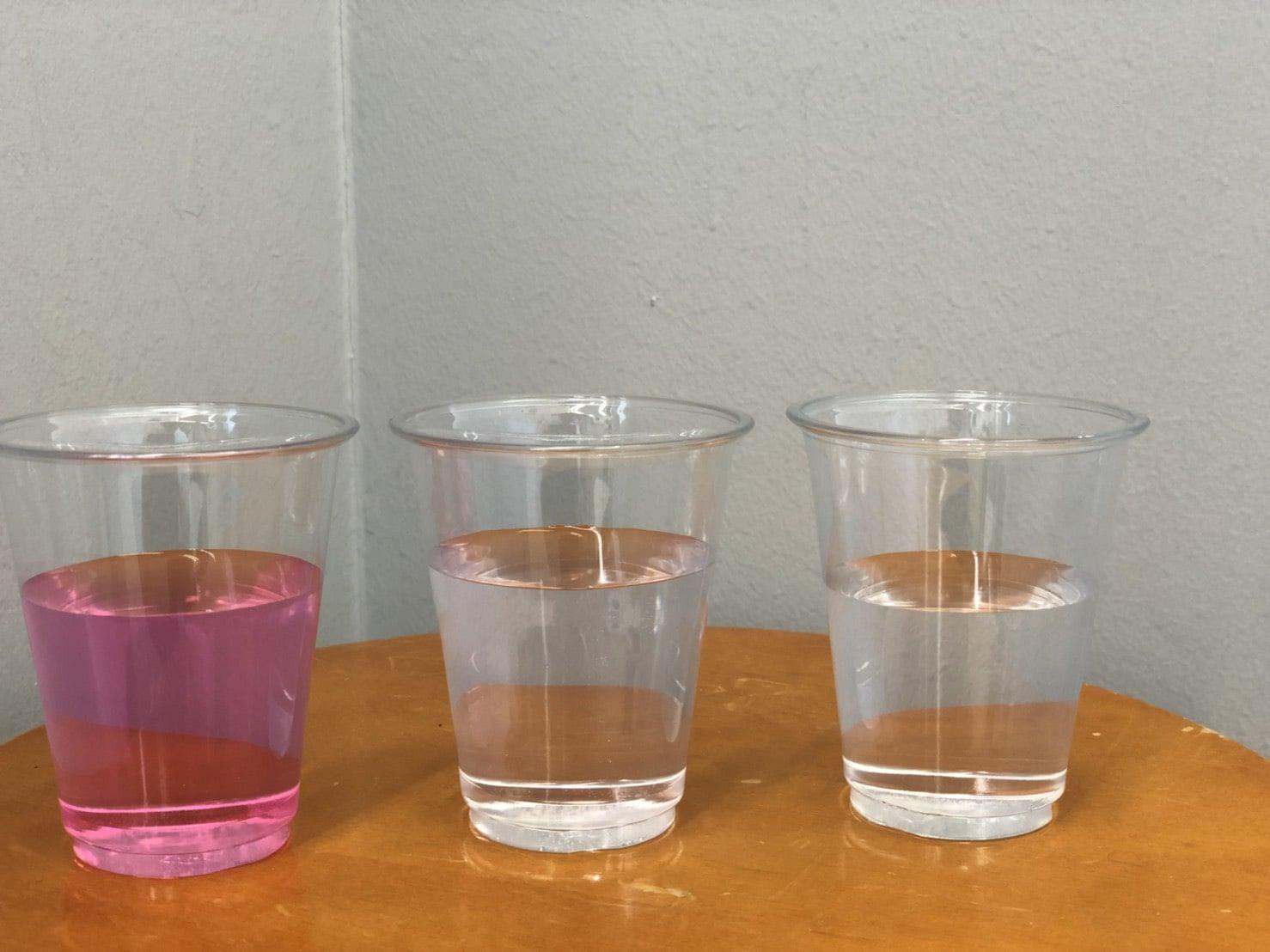 【健康教室】お水のお話のイメージその1