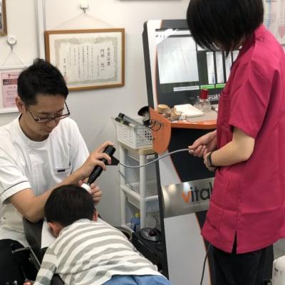 【施術】バイタルリアクトセラピー3回チケット回数券
