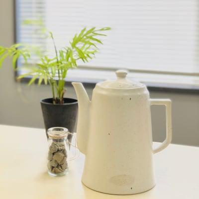 1.陶器ポッド【健康メソッド①基本の水を作る活水器】