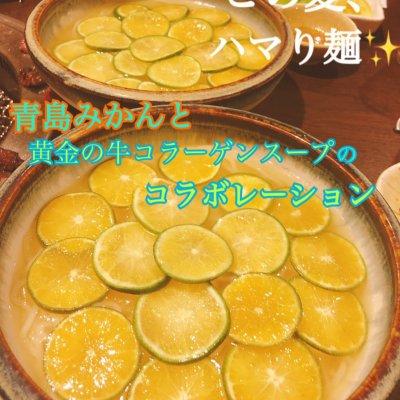 三ケ日青みかん冷麺 5人前