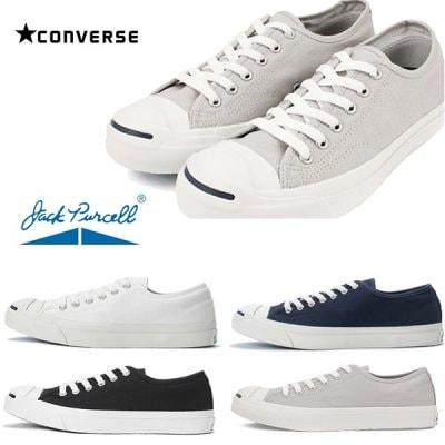 ジャックパーセルコンバースJACK PURCELLコンバースジャックパーセルホワイトブラックライトグレイネイビ靴