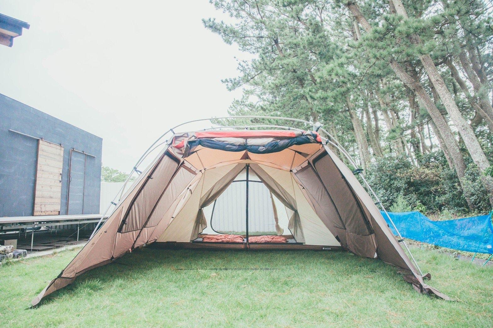 寝袋一つでキャンプに行こう!のイメージその5