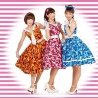 Sweet Pop Candy  プライベートライブチケット in JANKENPON  (2ドリンク付き)