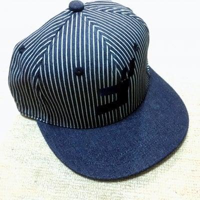ゴ帽(ゴンガーシホ キャップ)ストライプ
