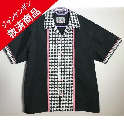 【NANCY STYLE】限定ジャンケンポン救済ボーリングシャツ(ホワイト)