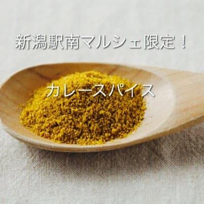 【新潟駅南マルシェ限定】AROMAMA特製カレースパイス