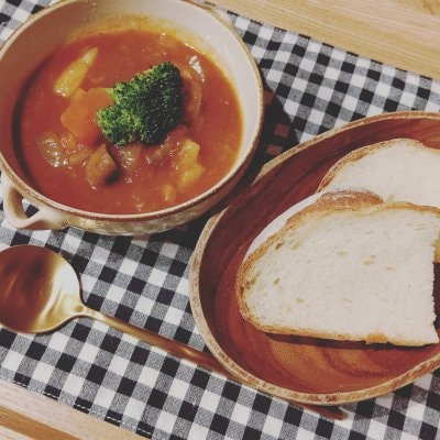 べびんず「スープメインの料理教室」7月9日開催 ウェブチケット