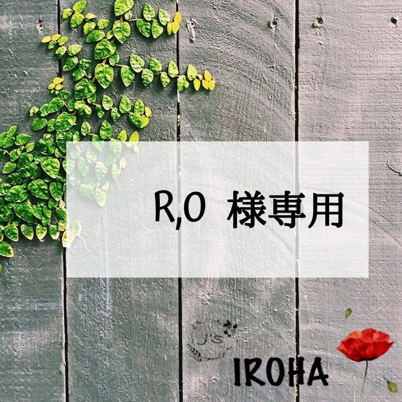 R,O様専用チケットのイメージその1