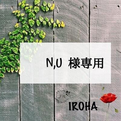 N'U様専用チケット