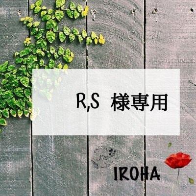 R,S様専用チケット