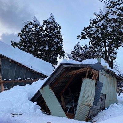 令和3年上越豪雪被害農家サポートチケット(5000円)