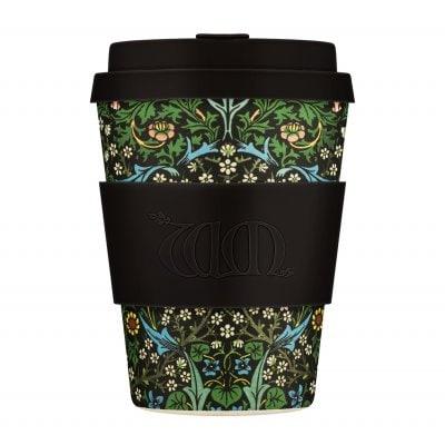 【デザイン選べるエコカップ】ecoffee cup・ウィリアム・モリス柄(350ml)