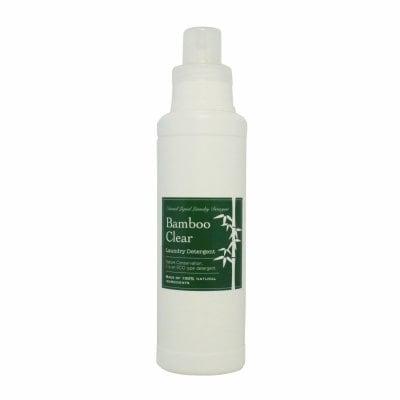 【天然成分100%の竹洗剤】バンブークリア400ml