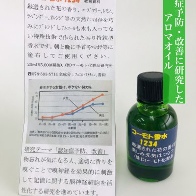 認知症予防・改善!睡眠の質を高めるアロマオイル