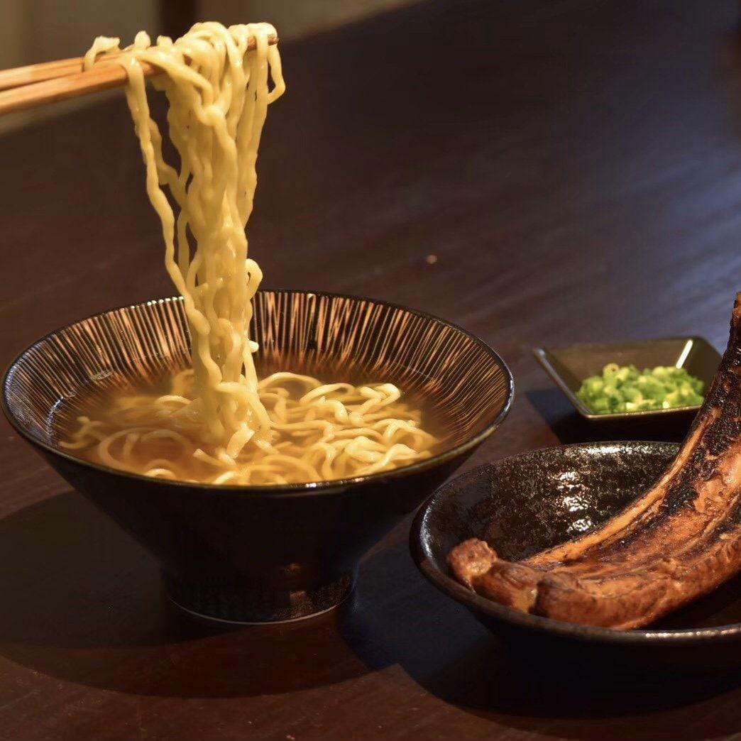 ◆現地支払い専用◆カフーシリュウキュウ×琉球麺 茉家◆沖縄そばの日スペシャルランチバイキングお得なウェブチケットのイメージその2