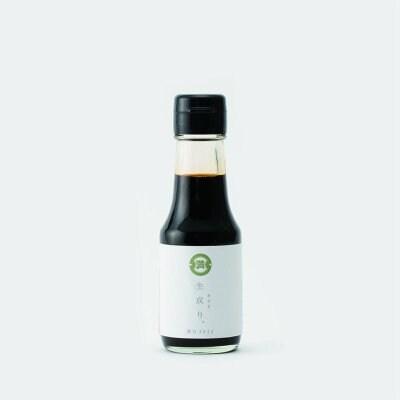 純粋無垢な醤油【生成り 濃口 100ml】