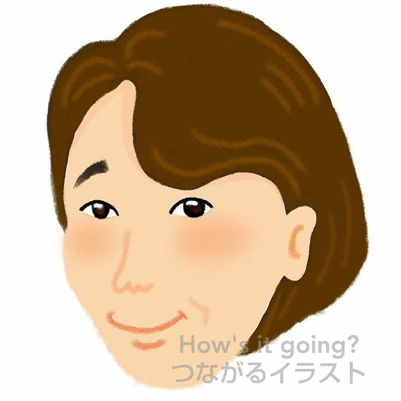 ◇お顔、描きます!◇お顔1パターン◇【イラストデータ販売】SNSアイコン・プレゼントにのイメージその5