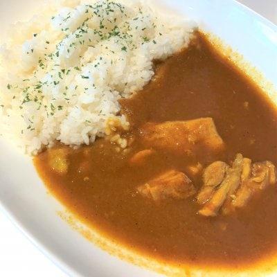 ■テイクアウト■糸島野菜を3時間煮込んだスープカレーライス税込み500円