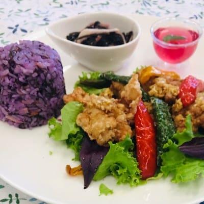 おしゃれな「島野菜」全4回コース (旬の島野菜の効能を知り美味しく食べよう