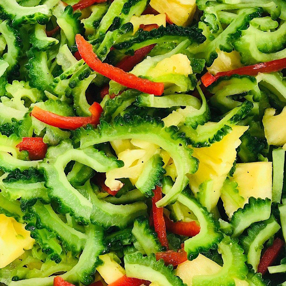 おしゃれな「島野菜」全4回コース (旬の島野菜の効能を知り美味しく食べようのイメージその3