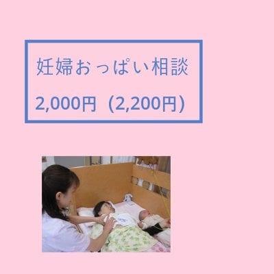 Aya母乳育児相談室 妊婦おっぱい相談料金 2,000円(税込2,200円) 現地払い