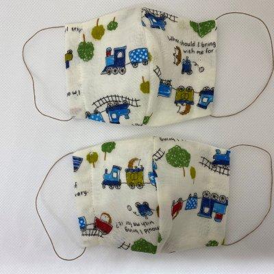 子ども用立体マスク 2枚組