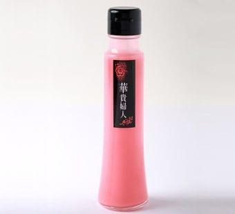 ピンク醤油 華貴婦人 【ROSE 100ml】手作りマスク1枚プレゼント中!