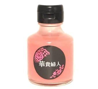 ピンク醤油 華貴婦人【SAKURA 100ml】