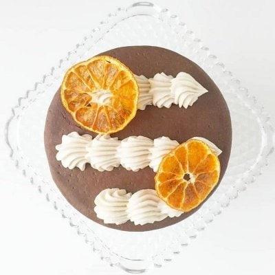 【罪悪感ゼロ!ローケーキ】ローチョコレートケーキ