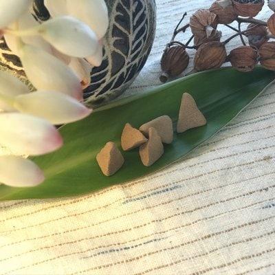 月桃が主原料のお香「ガーデンの恵み香」ワークショップ  (5月16日開催)※現地払い専用