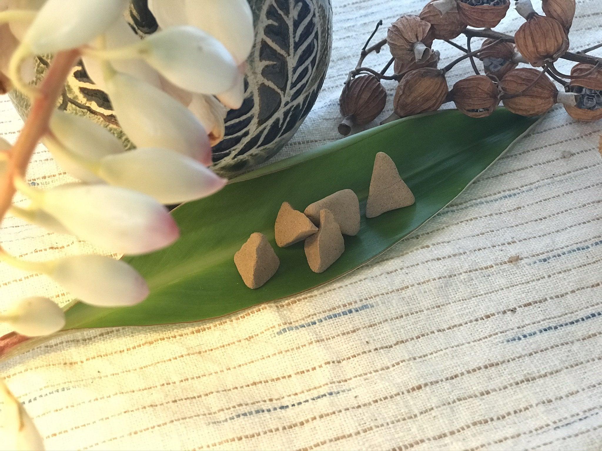 【8月9日開催】100%天然素材でつくる月桃のお香「ガーデンの恵み香」ワークショップ※現地払い専用のイメージその2