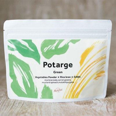 自然栽培野菜と米糠パウダー Potage Green ポタージェグリーン (100g)