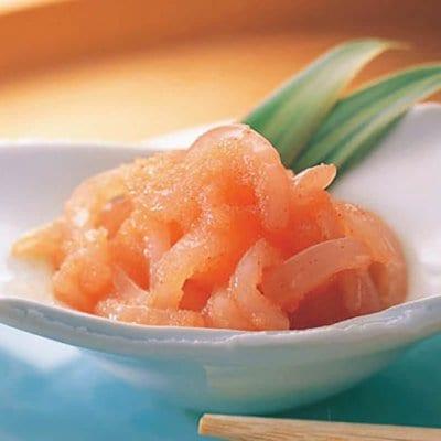 【数量限定】イカ明太子和え(かぐら南蛮風味)200g・冷凍同梱可