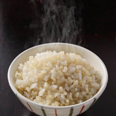 【合わせ炊き専用玄米】てっぺん450g 魚沼産コシヒカリ特別栽培米・常温同梱可