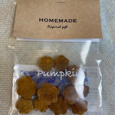かぼちゃクッキー(小麦、牛乳不使用)20g