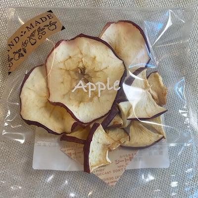 ドライフルーツりんご
