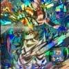 スーパードラゴンボールヒーローズ UM11-SEC2 UR ゴジータ:UM【ユニバースミッション11弾】 【シークレットアルティメットレア】