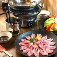 【お家で簡単!】肉のみラムしゃぶセット1キロ(3〜4人用)オーストラリア産ラム肩ロース