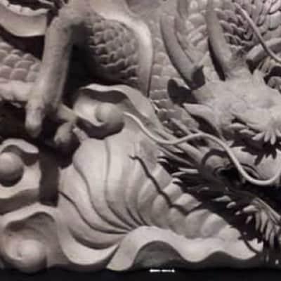 最強の龍 High-power Super-Dragon 五爪枠寸法